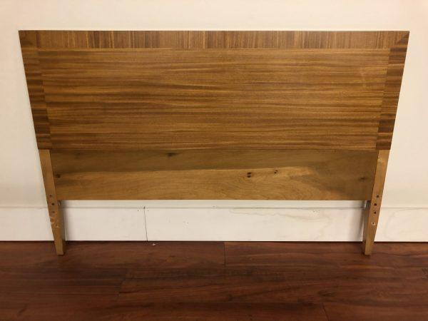 R-Way Blonde Mahogany Full Sized Headboard – $250