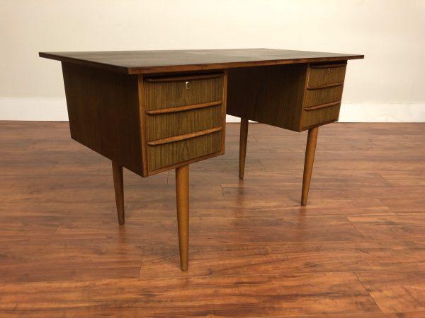 Compact Mid Century Desk – $950