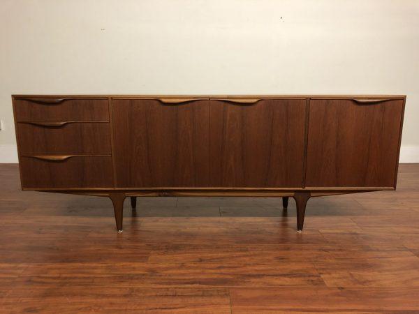 SOLD – A.H. McIntosh Mid Century Teak Sideboard / Bar