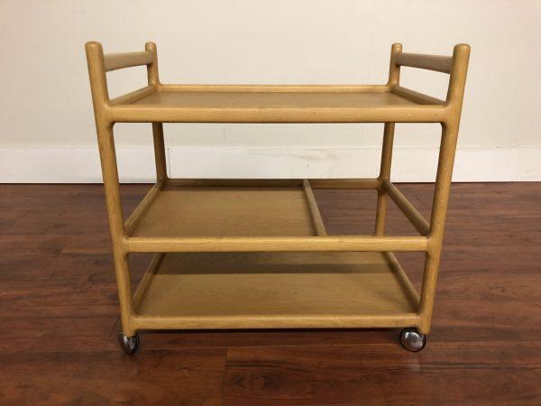 Johannes Andersen for Cfc Silkeborg Bar Cart – $1195