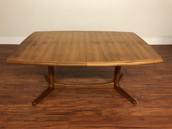 SOLD – Benny Linden Vintage Teak Dining Table