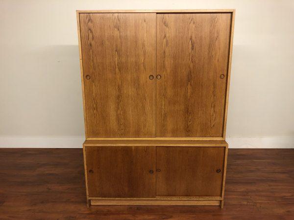 Børge Mogensen 1950s Sideboard and Bookcase – $1650