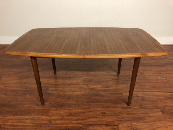 Gustav Bahus Norwegian Teak Dining Table – $2195
